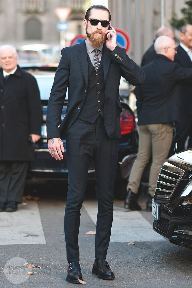 Refined and wild. #streetstyle #mensfashion