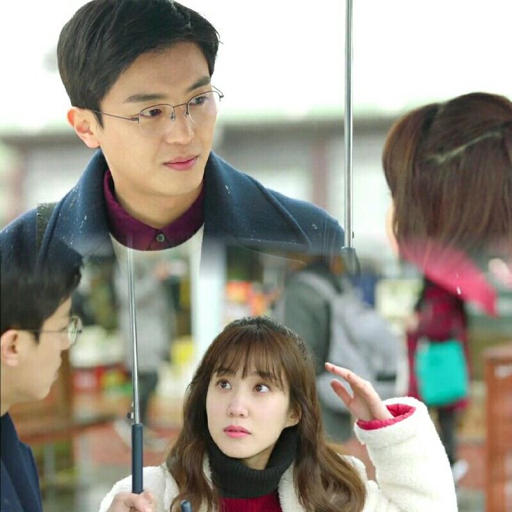 Park Eun Bin and Yeon Woo Jin together in Nothing To Lose