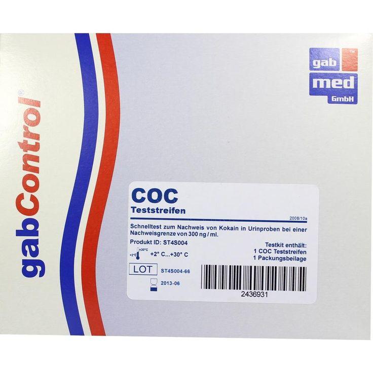 DROGENTEST Kokain Teststreifen:   Packungsinhalt: 1 St Teststreifen PZN: 02436931 Hersteller: gabmed GmbH Preis: 3,28 EUR inkl. 19 %…