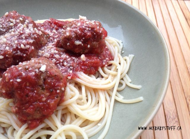 Learn how I make one of my family's favourite meal with Epicure Meatballs and Meatloaf seasoning.