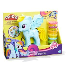 Play Doh - My Little Pony Ultimate Rainbow Dash