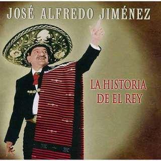 Download Discografia de Jose Alfredo Jimenez 73 Cds 1 link - Sinaloa-Mp3