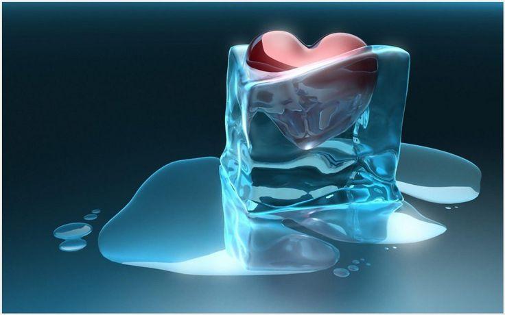 Frozen Heart In Melting Ice Love Wallpaper | frozen heart in melting ice love wallpaper 1080p, frozen heart in melting ice love wallpaper desktop, frozen heart in melting ice love wallpaper hd, frozen heart in melting ice love wallpaper iphone