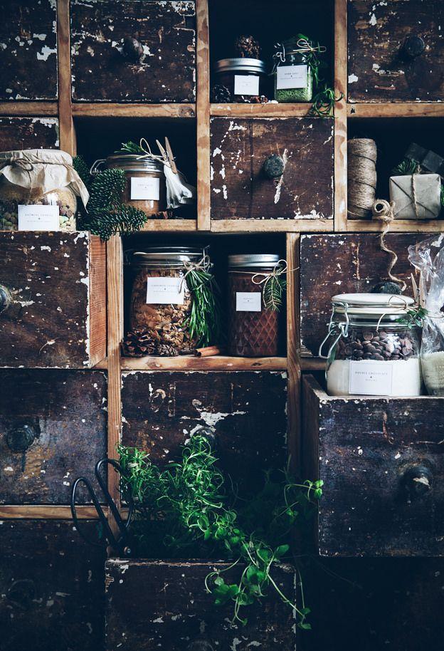 DIY - Edible gifts in jars / Call me cupcake