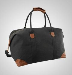 Hipster cool overnight duffle bag - nice!