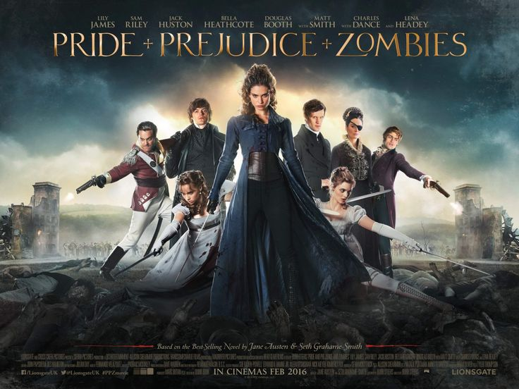 Movie Review: Pride And Prejudice and Zombies - The Rust Belt Chronicles