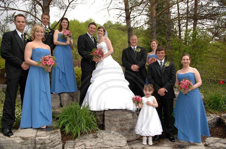 Wedding in Georgetown, Ontario