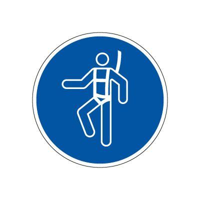 Faldsikring Påbudt - Bestil påbudsskilte hos JO Safety!