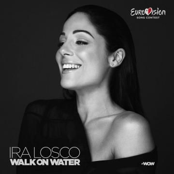 New Eurovision song selected for Ira Losco!  Ira Losco will be singing a new song, Walk on Water, at the Eurovision Song Contest and not Chameleon - the song which secured the Malta contest, Eurovision Song Malta said.  @eurovision  @iralosco #eurovision   #eurovision2016