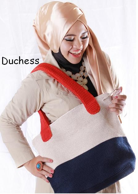 "Knitting Bag ""Duchess"""