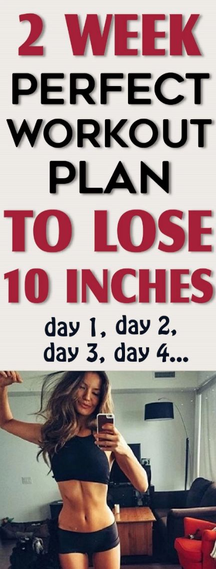 2 week amazing workout plan, perfect for loosing belly fat – FIT/NSTANTLY