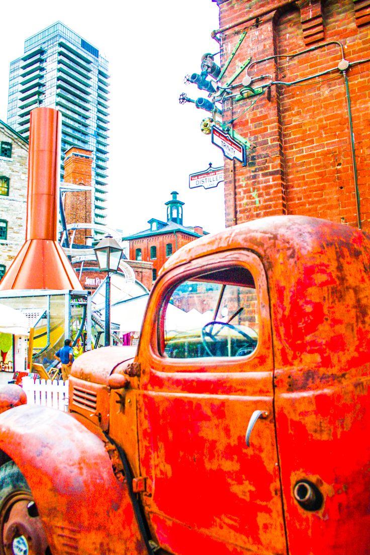 Distillery District, Toronto Canada