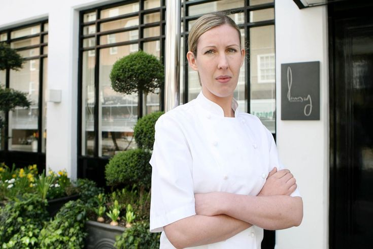 Gordon Ramsay protegee Clare Smyth sets out on her own | London | News | London Evening Standard