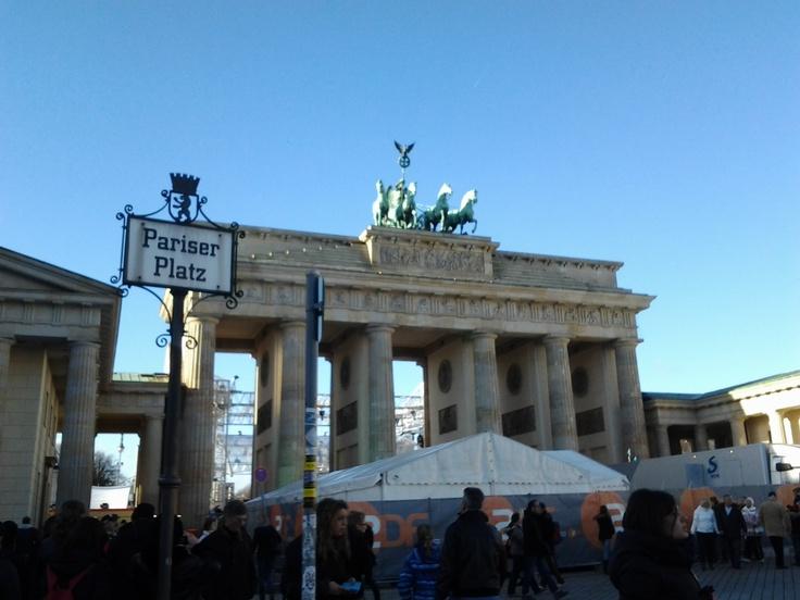 Pariser Platz, Berlín (Alemania)