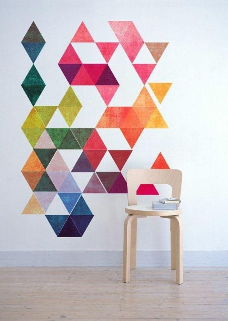 Wandgestaltung Mit Farbe Und Tapete : Tapete auf Pinterest Retro-tapeten, vintage Hintergrundbilder und
