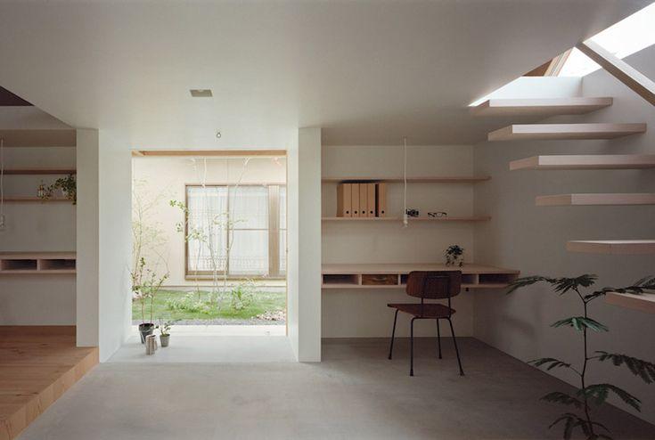 Koya No Sumika / mA-style Architects   Architecture