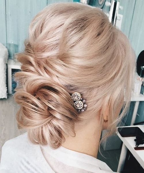 Best Updo Bridal Hairstyles for All Seasons