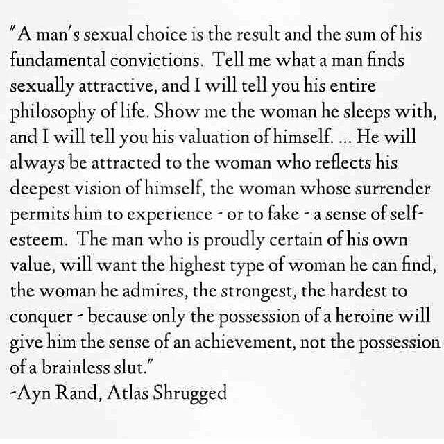Fundamental Convictions | Ayn Rand