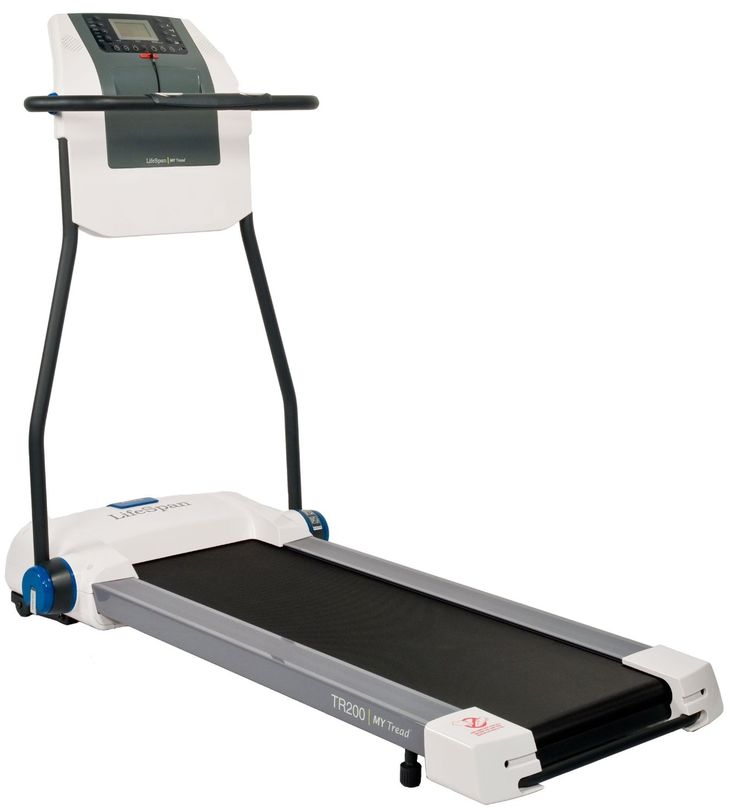 Compact Treadmill Review: LifeSpan Fitness TR200 Fold-N-Stor Compact Treadmill