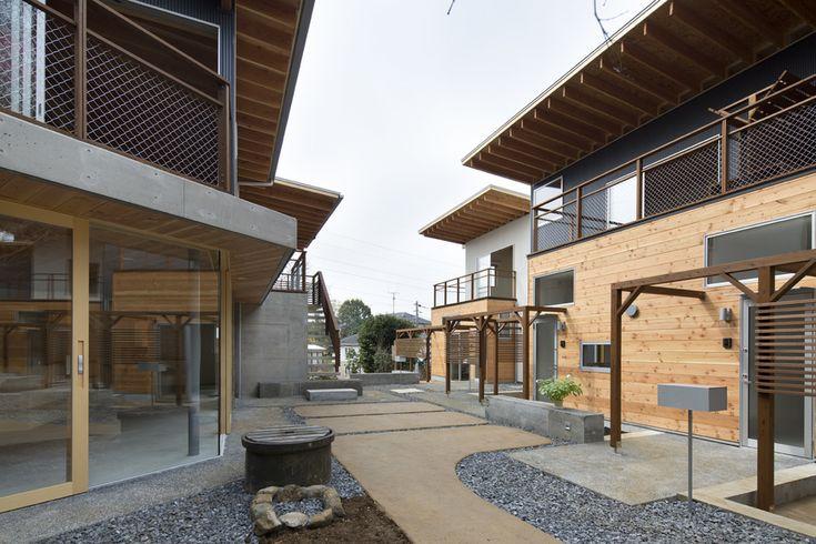 里山と一体となった農地付木造賃貸集合住宅 [tetto] | 受賞対象一覧 | Good Design Award