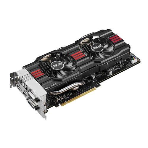 TARJETA DE VIDEO ASUS NVIDIA GFORCE GTX770 DC2OC 2GB DDR5 #specialtech