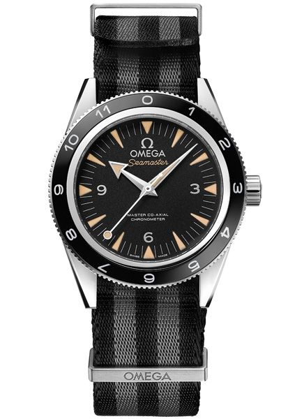 Omega Seamaster 300 SPECTRE Limited Edition on a NATO strap