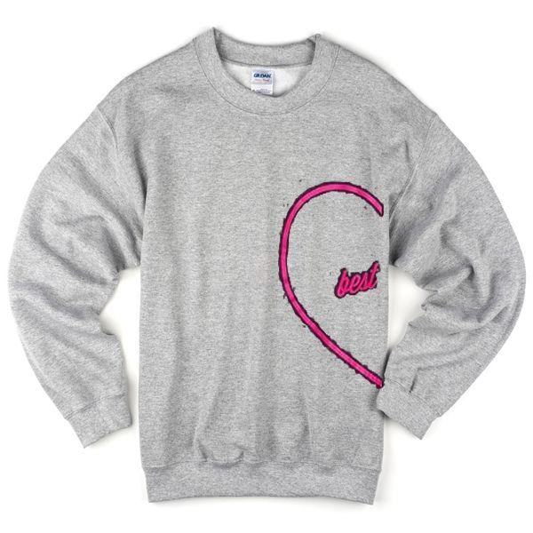 Best BFF Sweatshirt