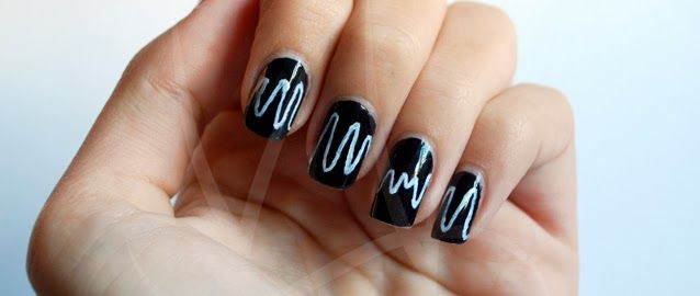 131 best my nail art images on pinterest wicked nail art and am album arctic monkeys nail art nails by wicked fullmoon prinsesfo Choice Image