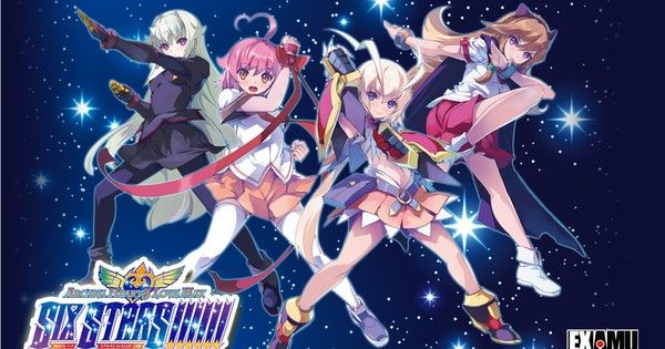 Arcana Heart 3: Love Max Six Stars!!!!!! PC Port Crowdfunding Campaign Reveals New Characters  http://www.animenewsnetwork.com/news/2017-07-18/arcana-heart-3-love-max-six-stars-pc-port-crowdfunding-campaign-reveals-new-characters/.118976