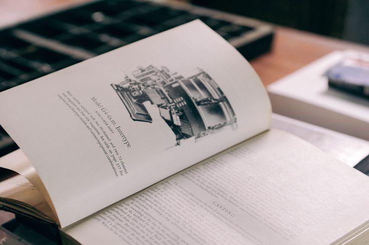 Intertype manual.