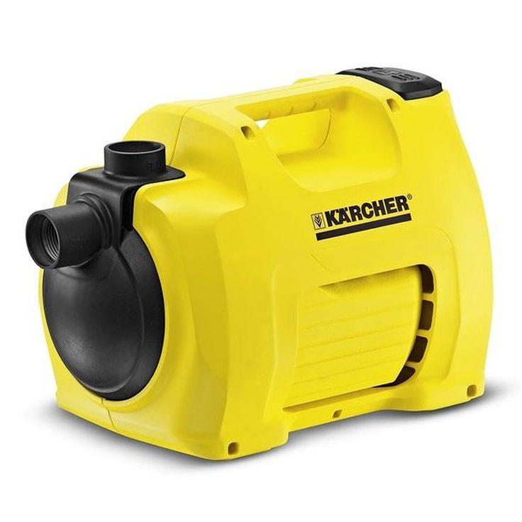 Karcher BP 2 Garden Water Pump Tech Specs