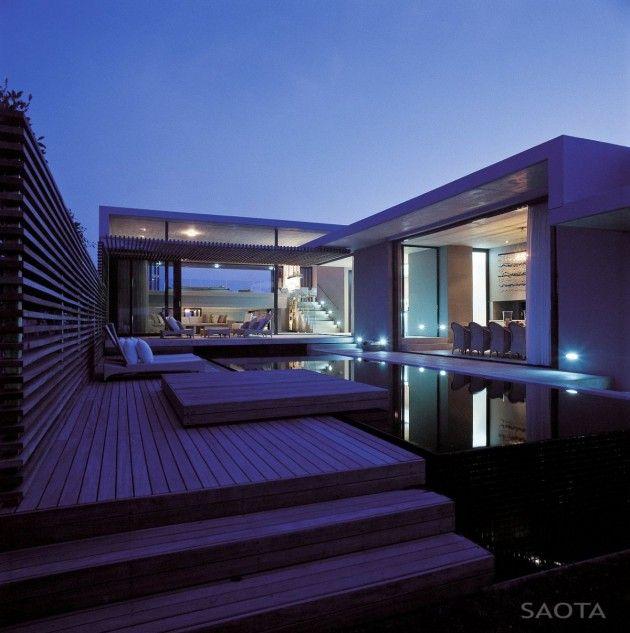 SAOTA Mimarlık tasarımı Voelklip Villası  dream home...
