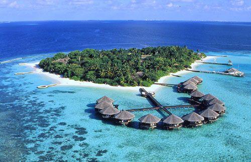 CANIGGIA ALLE MALDIVE: MALDIVE
