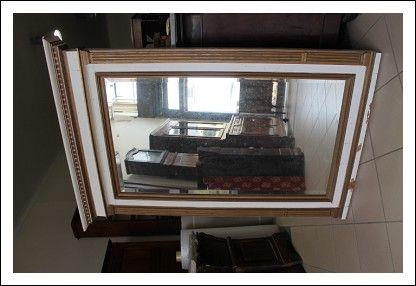 17 migliori idee su specchio bianco su pinterest specchi for Specchio fine 800