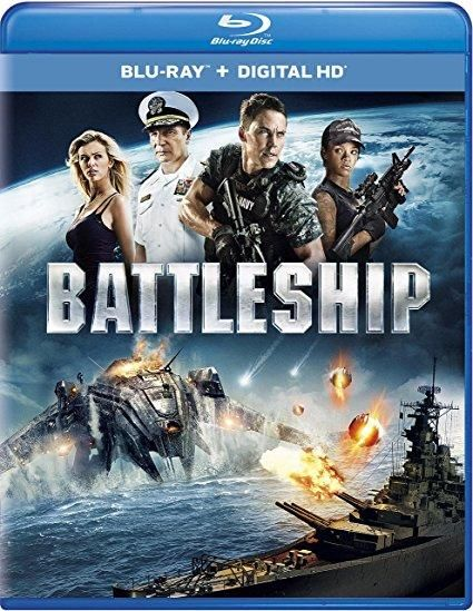 Taylor Kitsch & Alexander Skarsgard & Peter Berg-Battleship