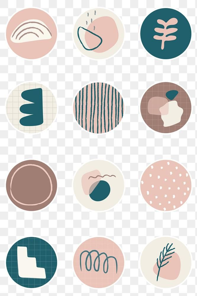 Minimal Doodle Social Story Highlights Icon Set Design Resources Free Image By Rawpixel Com Marinemynt Icon Set Design Sticker Art Mini Drawings