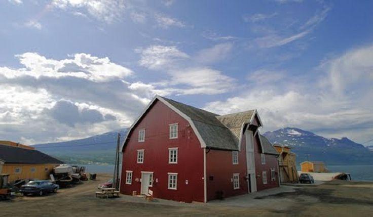 Noruega Troms Salangen