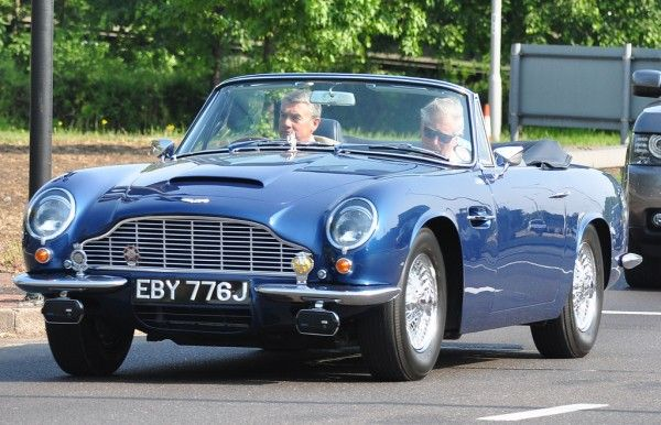 This Car Of Prince Charles Runs On White Wine Aston Martin Db6 Aston Martin Classic Aston Martin