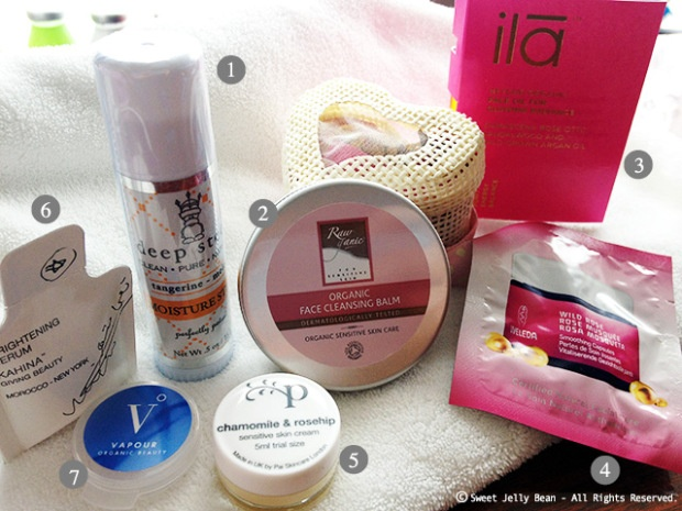 Skincare Mini Haul at Naturisimo, New Brands To Love