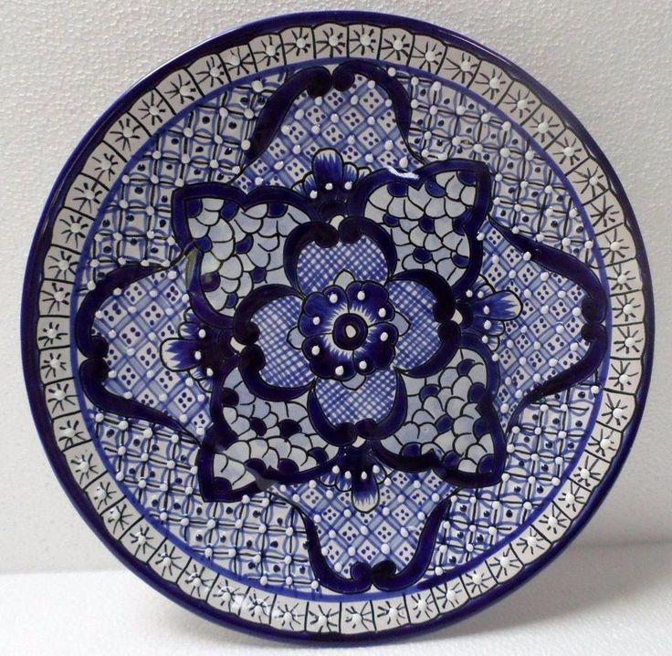 Handmade Ceramic Platter In Coastal Kitchen: 25+ Best Ideas About Talavera Pottery On Pinterest