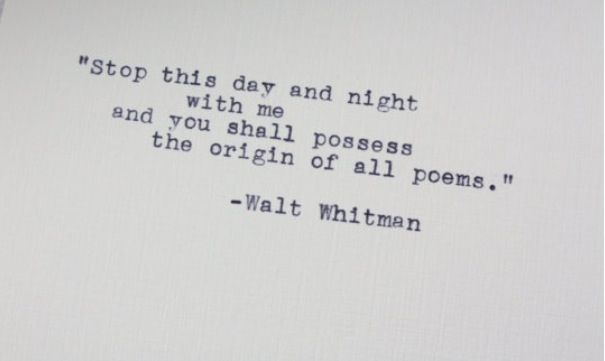 death and love in walt whitman's Walt whitman, best known as the father of modern poetry and american poetry, was also the longtime lover of peter doyle, son of a blacksmith, a former rebel soldier who worked as a streetcar conductor they were often affectionate in public their families, and all whitman's friends, knew about.