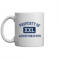 Assumption Of BVM School - Geneva, OH | Mugs & Accessories Start at $14.97