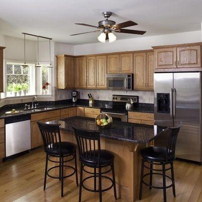Traditional Oak Kitchen Design