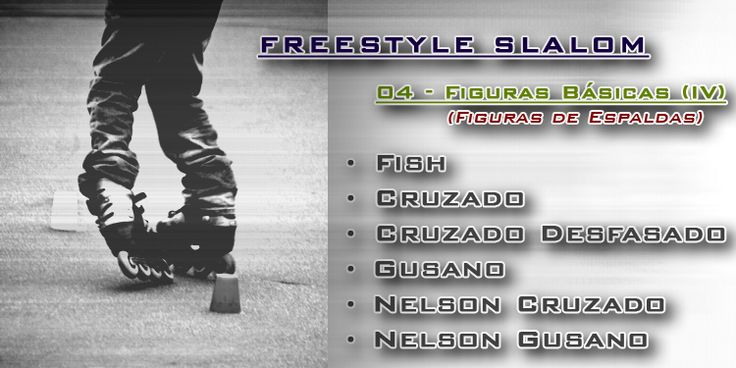 Si quieres progresar en el Freestyle Slalom  debes comenzar a aprender algunas figuras básicas de espaldas: Fish, Cruzado, Cruzado Desfasado, Gusano, Nelson Cruzado y Nelson Gusano. Descubrelo aquí. photo by: Martin Le Roy https://www.flickr.com/photos/mlr654/2677128984