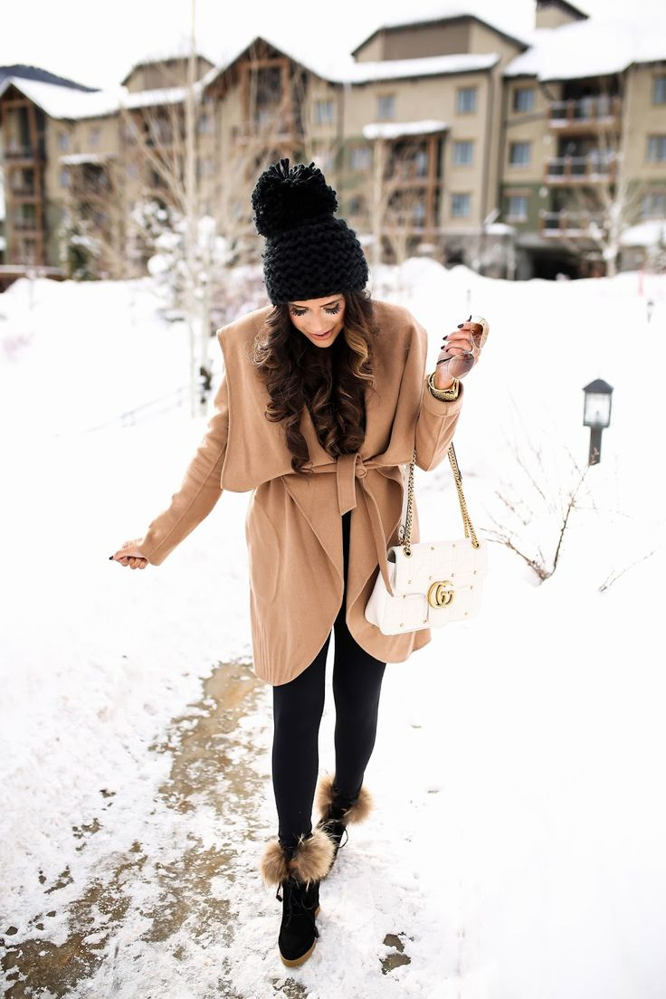 The Sweetest Thing: My Go-To Camel Wrap Coat (& it is on SALE!)