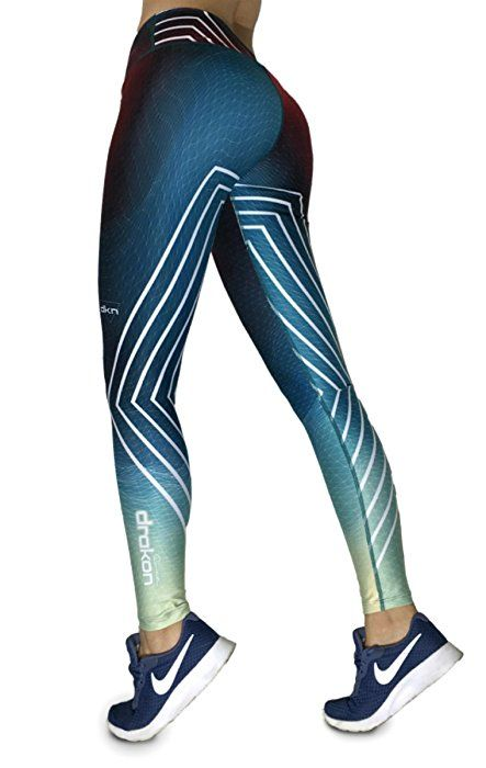 CrossFit Leggings Womens Colombian Yoga Pants Compression Tights