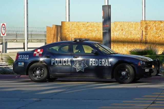 Policia Federal, Mexico