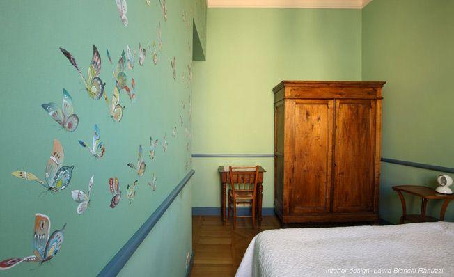 misha handmade wallpaper @ glottman