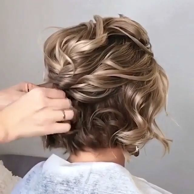 Stilvolle Frisur 💁♀️