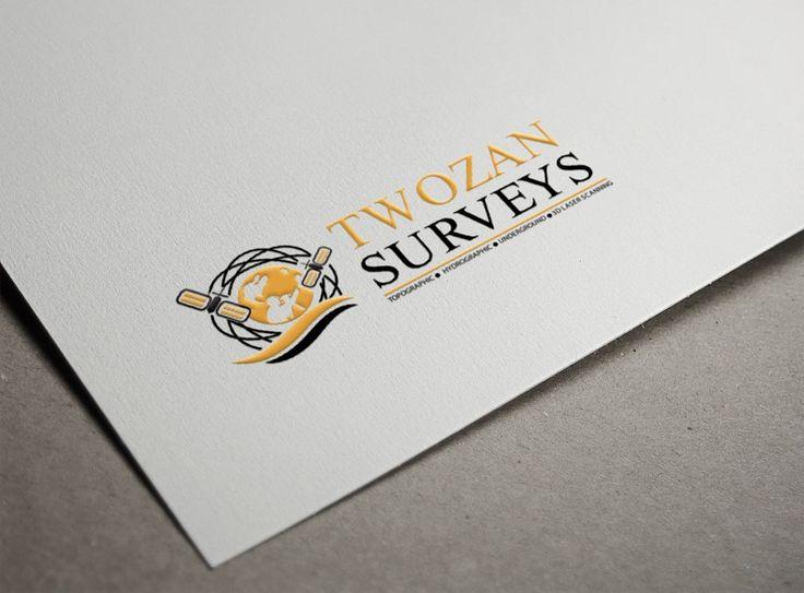 Comelite IT Solutions | Twozan Surveys Logo Design